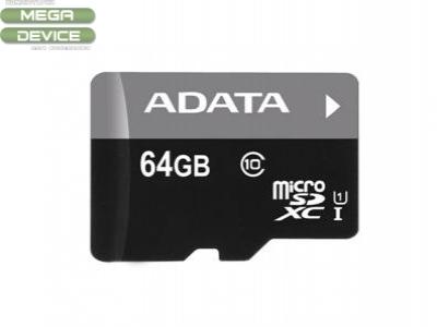 MICRO SD 64GB ADATA CLASS10