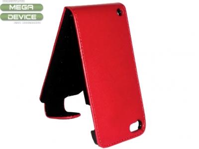 КАЛЪФ ТЕФТЕР ЗА iPod Touch 5 - RED