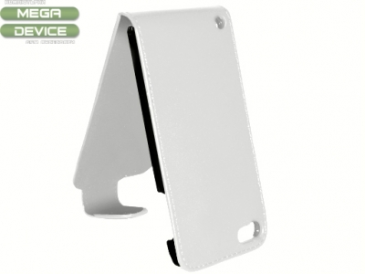 FLIP CASE FOR iPod Touch 5 - WHITE
