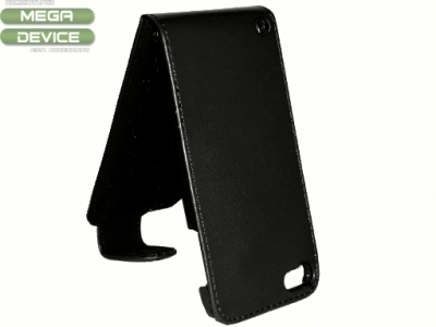 COVER pads iPod Touch 5 - BLACK