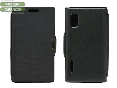 КАЛЪФ ТЕФТЕР СТРАНИЧНО ЗАТВАРЯНЕ ЗА  LG E610 OPTIMUS L5 - BLACK
