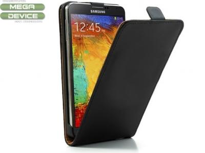 КАЛЪФ ТЕФТЕР ЗА SAMSUNG N9005 N7200 NOTE 3 - BLACK