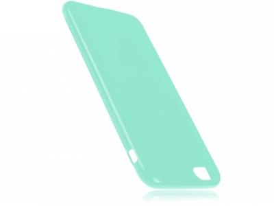 СИЛИКОНОВ ПРОТЕКТОР ЗА iPhone 6 - 5.5inch - Mint