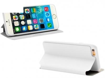 УЛТРА ТЪНЪК КАЛЪФ ТЕФТЕР X-LEVEL ЗА iPhone 6 4.7-inch - White