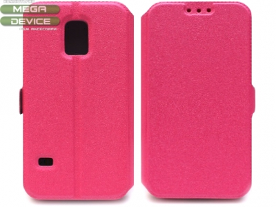 УЛТРА ТЪНЪК КАЛЪФ ТЕФТЕР ЗА SAMSUNG GALAXY S5 MINI G800F - Pink