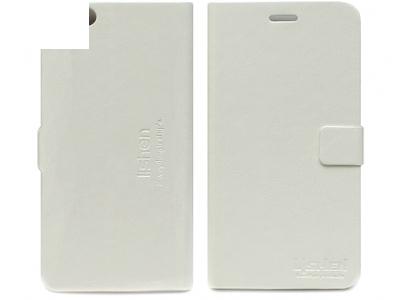 ХОРИЗОНТАЛЕН КАЛЪФ ТЕФТЕР ЗА iPhone 6 Plus 5.5-inch - White