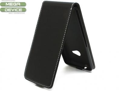 КАЛЪФ ТЕФТЕР ЗА MICROSOFT LUMIA 535 / 535 Dual SIM  RM-1090/1092 - Black
