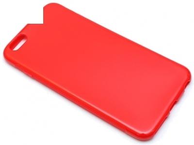 СИЛИКОНОВ ПРОТЕКТОР ЗА iPhone 6 Plus 5.5-inch - Red