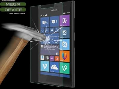 СТЪКЛЕН УДАРОУСТОЙЧИВ СКРИЙН ПРОТЕКТОР ЗА NOKIA Lumia 730 Dual SIM / Lumia 735 LTE RM-1040 RM-1039