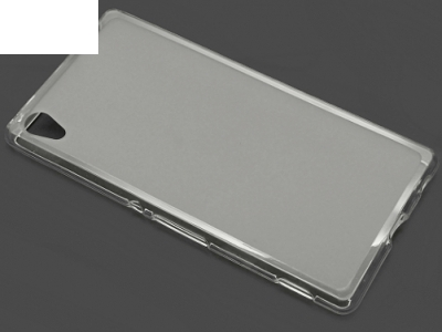 ПРОЗИРАЩ СИЛИКОНОВ ПРОТЕКТОР ЗА SONY XPERIA Z3+ / Z4 E6553 - Transparent