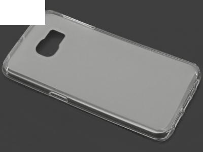 ПРОЗИРАЩ СИЛИКОНОВ ПРОТЕКТОР ЗА SAMSUNG GALAXY S6 EDGE SM-G925F - Transparent