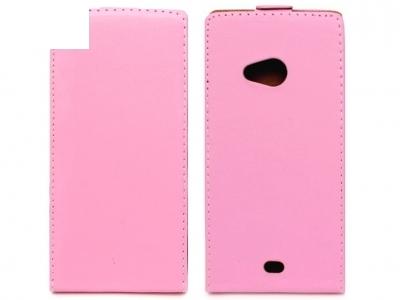 ΚΑΛΥΨΗ ΠΕΡΙΠΤΩΣΗΣ για το Microsoft LUMIA 535/535 Dual SIM RM-1090/1092 - Ροζ