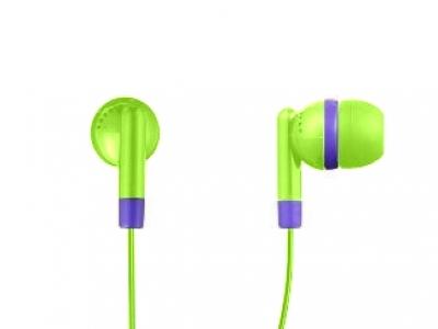 СЛУШАЛКИ Revolutionary AM1001/LRP - Lime / Purple