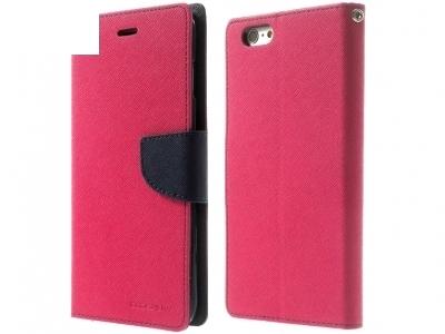 КАЛЪФ ТЕФТЕР Mercury Fancy Diary ЗА iPhone 6 Plus 5.5