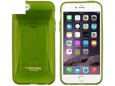 ПРОЗИРАЩ СИЛИКОНОВ ПРОТЕКТОР Mercury Cocktail Bumper ЗА iPhone 6 Plus 5.5