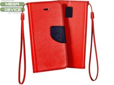 КАЛЪФ ТЕФТЕР Telone Fancy Case ЗА SAMSUNG GALAXY S5 SM-G900F - Red / Dark Blue