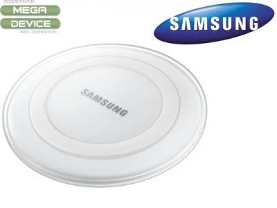 ОРИГИНАЛНО БЕЗЖИЧНО ЗАРЯДНО ЗА Samsung Galaxy S6 SM-G920 - EP-PG920IWE - White