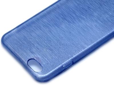 ПРОЗИРАЩ СИЛИКОНОВ ПРОТЕКТОР ЗА iPhone 6 Plus 5.5-inch - Ultramarine