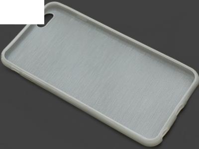 ПРОЗИРАЩ СИЛИКОНОВ ПРОТЕКТОР ЗА iPhone 6 Plus 5.5-inch - White