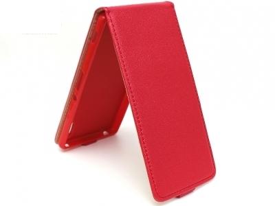 КАЛЪФ ТЕФТЕР ЗА SONY SONY XPERIA Z3+ / Z4 E6553 - Red Pearl