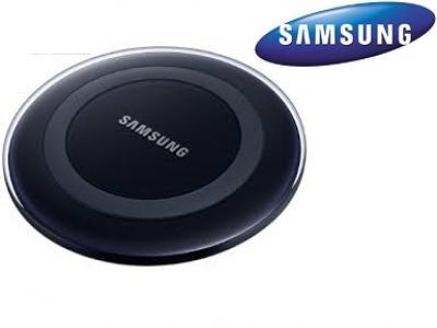 ОРИГИНАЛНО БЕЗЖИЧНО ЗАРЯДНО ЗА Samsung Galaxy S6 SM-G920 - EP-PG920IBE - Black