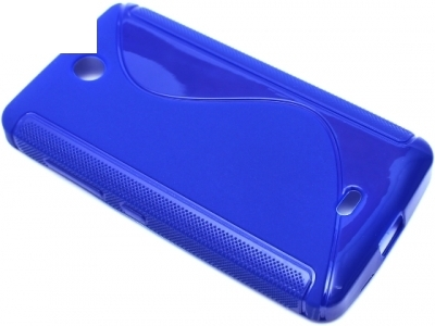 SILICON PROTECTOR για το Microsoft LUMIA 430 / Dual SIM RM-1066 RM-1067 RM-1099 - Ultramarine