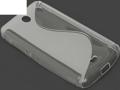 ΔΙΑΦΑΝΑ SILICON PROTECTOR για το Microsoft LUMIA 430 / Dual SIM RM-1066 RM-1067 RM-1099 - Διάφανο