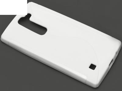 СИЛИКОНОВ ПРОТЕКТОР ЗА LG Magna H502F H500F - White
