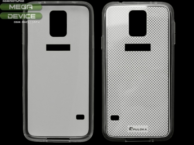 ПРОЗРАЧЕН СИЛИКОНОВ ПРОТЕКТОР ЗА SAMSUNG GALAXY S5 2015 G900F