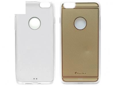 ПРОЗРАЧЕН СИЛИКОНОВ ПРОТЕКТОР ЗА iPhone 6 Plus 5.5-inch