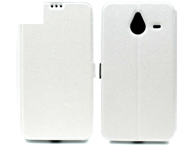 Ultra Thin ΚΑΛΥΨΗ ΠΕΡΙΠΤΩΣΗΣ για το Microsoft LUMIA 640 XL RM-1066 RM-1067 - Λευκή