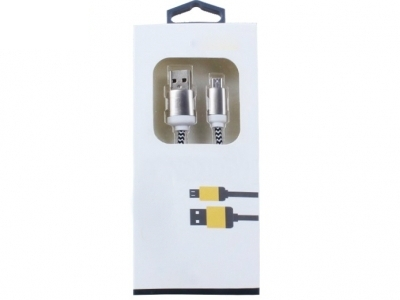КАБЕЛ ЗА iPhone 5 / 5S / 5c USB - 8 pin 1.5м
