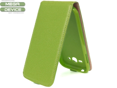 КАЛЪФ ТЕФТЕР ЗА SAMSUNG i9080 / i9082 / i9060 / i9062 GALAXY GRAND / NEO / LITE - Green Pearl