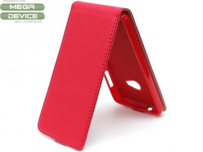 КАЛЪФ ТЕФТЕР ЗА MICROSOFT LUMIA 535 / 535 Dual SIM RM-1090/1092 - Red Pearl