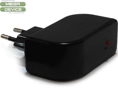 АДАПТЕР 220V USB - 5V 2.1A Tel1 - Black