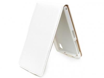 КАЛЪФ ТЕФТЕР ЗА SONY XPERIA Z2 D6502 D6503 D6543 - White Pearl