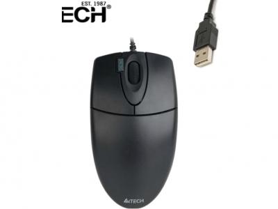 МИШКА A4 OP620D USB - Black