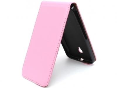 КАЛЪФ ТЕФТЕР ЗА ALCATEL POP 2 PREMIUM 5.0-inch OT-7044Y - Pink