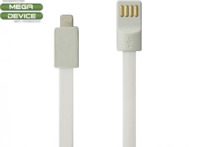 USB КАБЕЛ ЗА iPad 4 Air / Mini 1, 2, 3 - White