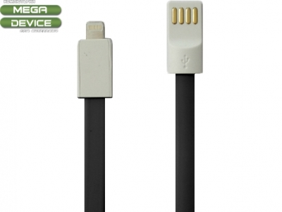USB КАБЕЛ ЗА iPad 4 Air / Mini 1, 2, 3 - Black
