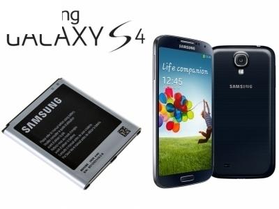 ΑΡΧΙΚΗ 2600mAh μπαταρία για τη Samsung i9500 GALAXY S4