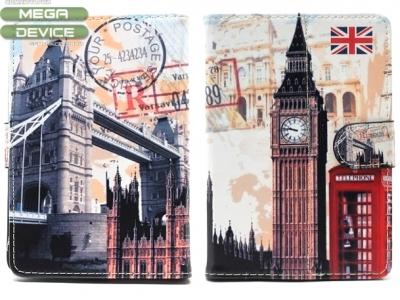 КАЛЪФ ТЕФТЕР ПОСТАВКА ЗА ТАБЛЕТ 7-инча - Big Ben and London Bridge