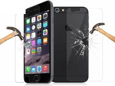 ПРЕДЕН И ЗАДЕН СТЪКЛЕНИ  УДАРОУСТОЙЧИВИ СКРИЙН ПРОТЕКТОРИ ЗА iPhone 6 Plus / 6s Plus 5.5-inch