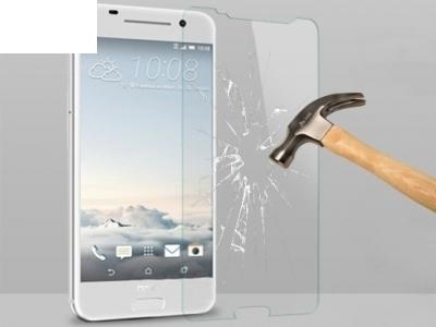СТЪКЛЕН УДАРОУСТОЙЧИВ СКРИЙН ПРОТЕКТОР ЗА HTC ONE A9