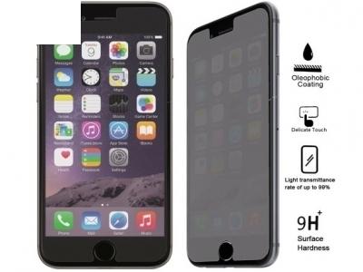 ДИСКРЕТЕН СТЪКЛЕН УДАРОУСТОЙЧИВ СКРИЙН ПРОТЕКТОР ЗА iPhone 6 / 6s 4.7-inch