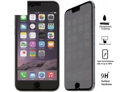 DISCRETE GLASS SHOCKPROOF SCREEN PROTECTOR FOR iPhone 6 Plus / 6s Plus 5.5-inch