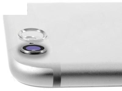 ПРЕДПАЗНА ЛЕЩА ЗА КАМЕРА НА iPhone 6 / 6s 4.7-inch - Silver