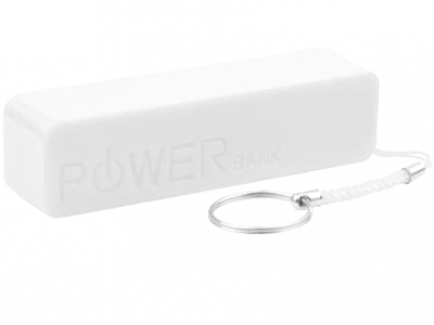 УНИВЕРСАЛНА БАТЕРИЯ Power Bank 2600mAh - White
