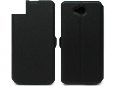 Ultra Thin αυτή την κομψή θήκη για το Microsoft LUMIA 650 / Dual SIM RM-1152/1154 - Μαύρο