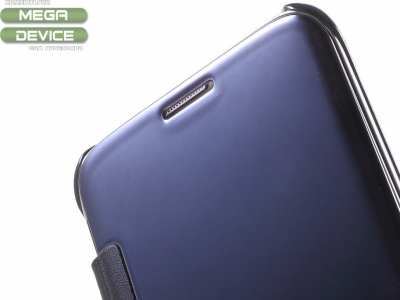 КАЛЪФ ТЕФТЕР ЗА SAMSUNG GALAXY S7 EDGE SM-G935F Mirror Surface Smart PC - Dark Blue